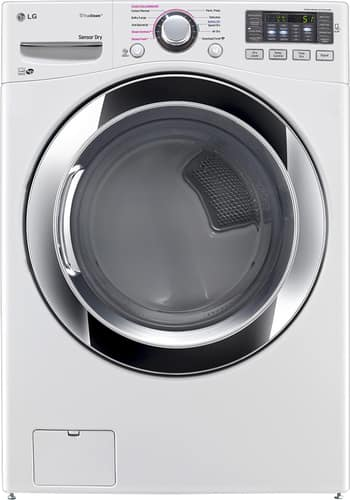 Best Buy Weekly Ad: LG - 7.4 cu. ft. 10-Cycle Electric Dryer with Steam for $699.99