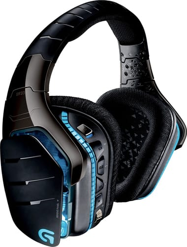 Best Buy Weekly Ad: Logitech G933 Surround Sound PC Gaming Headset - Black for $134.99