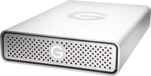 Best Buy Weekly Ad: G-Technology G-Drive 4TB External USB Type-C Hard Drive for $199.99