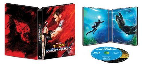 Best Buy Weekly Ad: Thor: Ragnarok UHD+Blu-ray+SteelBook for $34.99