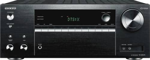 Best Buy Weekly Ad: Onkyo TX 7.2-Ch. Network-Ready A/V Home Theater Receiver for $299.99