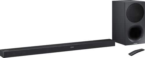 Best Buy Weekly Ad: Samsung 3.1-Ch. Soundbar System with Wireless Subwoofer for $149.99