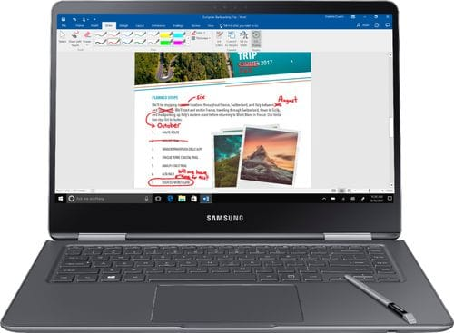 Best Buy Weekly Ad: Samsung Notebook 9 Pro with Intel Core i7 Processor for $1,249.99