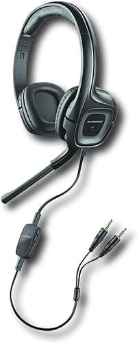 Best Buy Weekly Ad: Plantronics .Audio 355 Multimedia Stereo Headset for $19.99