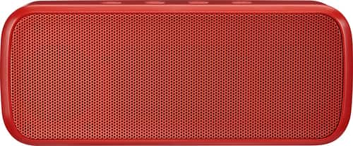 Best Buy Weekly Ad: Insignia Bluetooth Speaker 2.0 - Red for $19.99