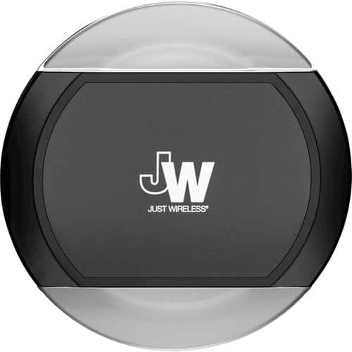 Best Buy Weekly Ad: Just Wireless Qi Wireless Charging Pad for $17.49
