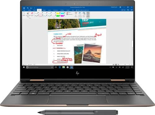 Best Buy Weekly Ad: HP Spectre x360 with Intel Core i7 Processor for $1,229.99