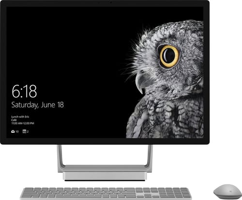 Best Buy Weekly Ad: Microsoft Surface Studio with Intel Core Processor for $2,999.99