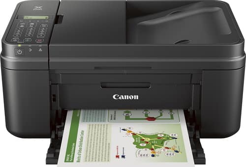 Best Buy Weekly Ad: Canon PIXMA MX492 Wireless Printer for $44.99