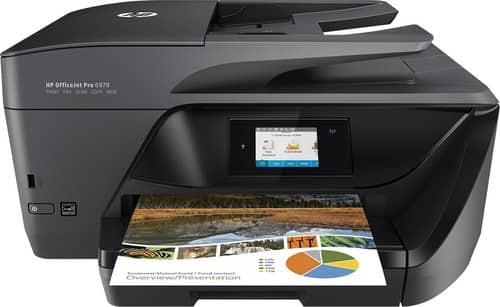 Best Buy Weekly Ad: HP OfficeJet Pro 6978 Wireless Printer for $89.99