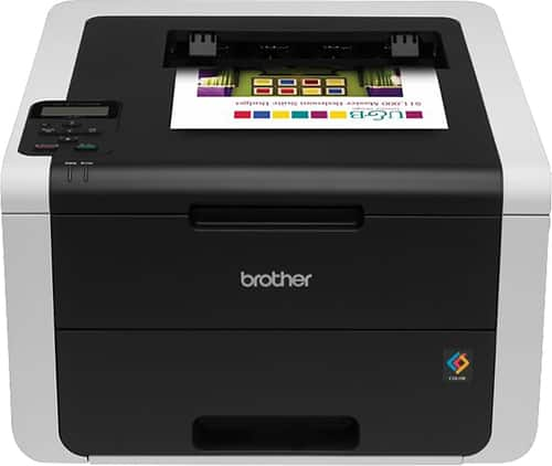 Best Buy Weekly Ad: Brother HL-3170CDW Wireless Laser Printer for $199.99