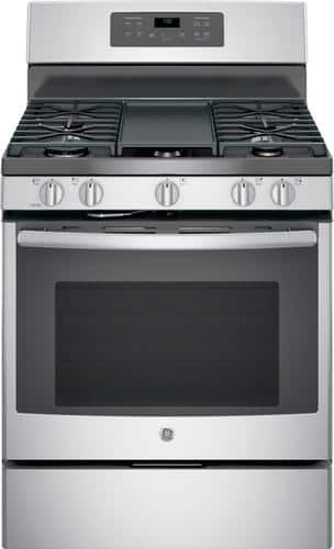 Best Buy Weekly Ad: GE 5.0 cu. ft. Gas Convection Range for $649.99