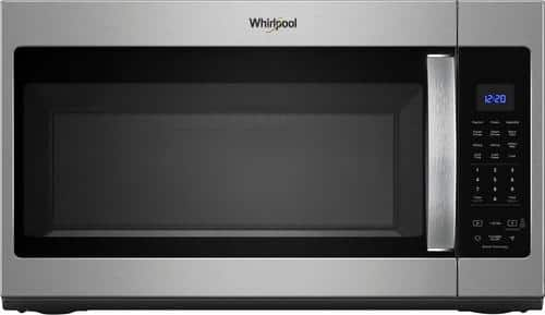 Best Buy Weekly Ad: Whirlpool 1.9 cu. ft. Over-the-Range Microwave for $229.99