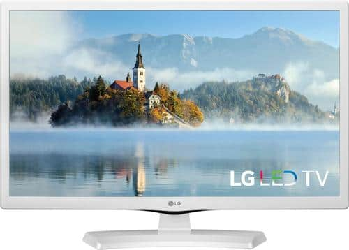 """Best Buy Weekly Ad: LG 24"""" Class LED 720p Smart HDTV for $129.99"""
