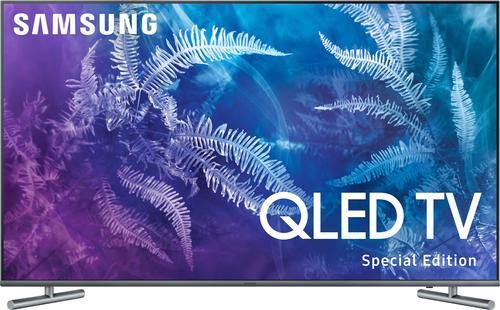"Best Buy Weekly Ad: Samsung - 55"" Class LED Q6FAM Series 4K UHD Smart TV with HDR for $999.99"