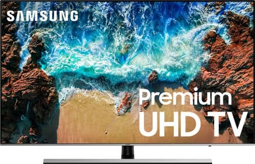 "Best Buy Weekly Ad: Samsung - 65"" Class LED NU8000 Series 4K UHD Smart TV with HDR for $1,599.99"