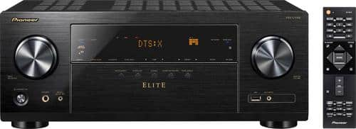 Best Buy Weekly Ad: Pioneer Elite VSX-LX02 7.2-Ch. Hi-Res 4K Ultra HD HDR-Compatible Receiver for $299.98