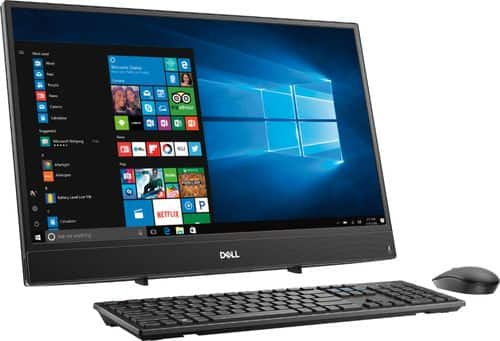 Best Buy Weekly Ad: Dell All-in-One Computer with AMD E2 Processor for $419.99
