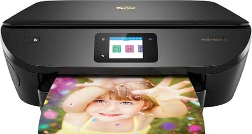 Best Buy Weekly Ad: HP ENVY Photo 7155 Wireless Printer for $89.99