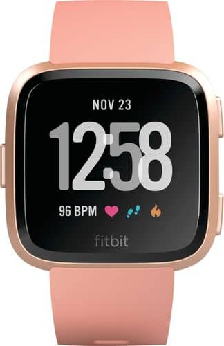 Best Buy Weekly Ad: Fitbit Versa - Peach for $199.95