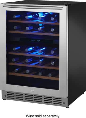 Best Buy Weekly Ad: Insignia - 44-Bottle Built-in Wine Refrigerator for $649.99