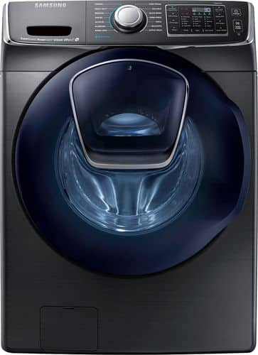Best Buy Weekly Ad: Samsung - 5.0 cu. ft. 14-Cycle High-Efficiency Washer with Addwash and Steam for $1,049.99