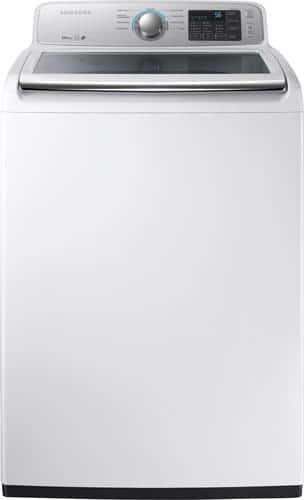 Best Buy Weekly Ad: Samsung - 4.5 cu. ft. 9-Cycle Washer for $549.99
