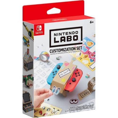 Best Buy Weekly Ad: Nintendo- Labo Customization Set for $9.99