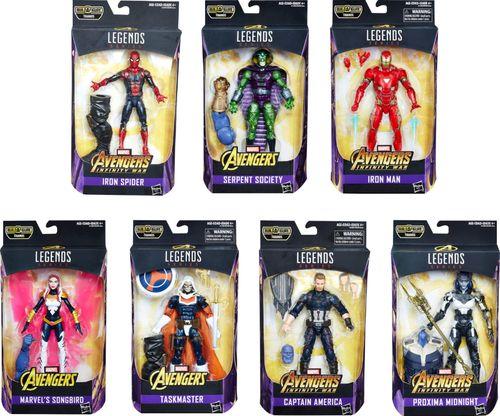 Best Buy Weekly Ad: Avengers Legends Infinity War 6 inch Assorted Figures for $19.99