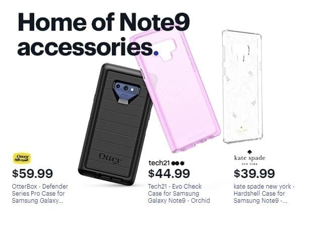 size 40 73246 96b52 Best Buy Weekly Ad: Tech21 - Evo Check Case for Samsung Galaxy Note9 ...
