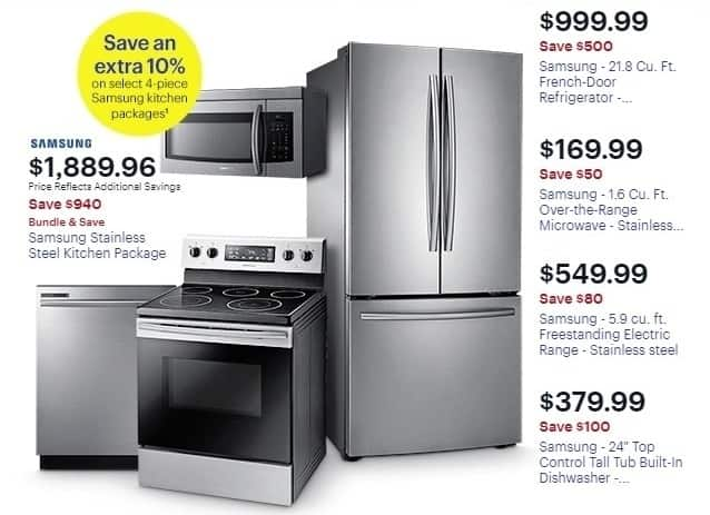 Best Buy Weekly Ad Samsung 16 Cu Ft Over The Range Microwave For