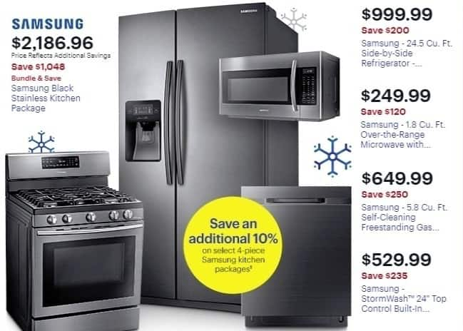 Best Buy Weekly Ad Samsung 18 Cu Ft Over The Range Microwave