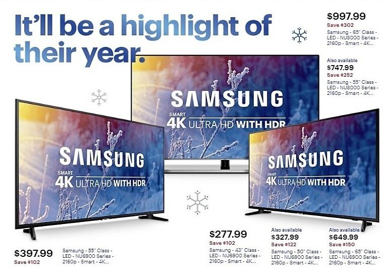 936eaecdf34 Best Buy Weekly Ad  Samsung - 55