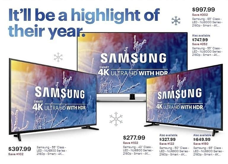 910d51a85 Best Buy Weekly Ad  Samsung - 55