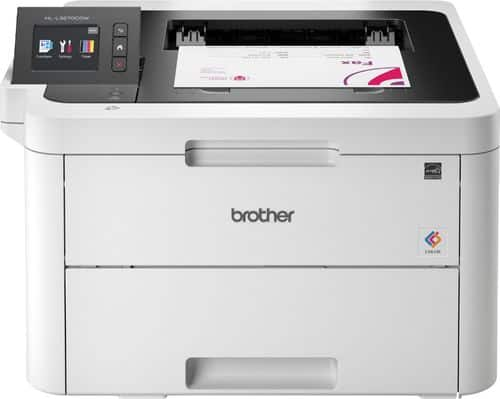 Best Buy Weekly Ad: Brother - HL-L3270CDW Wireless Color Printer for $199.99