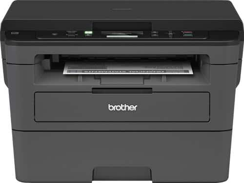 Best Buy Weekly Ad: Brother HL-L2390DW Wireless Black-and-White AIO Printer for $99.99