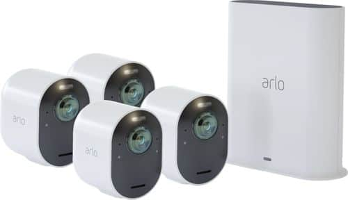 Best Buy Weekly Ad: Arlo Ultra 4 Camera 4K HDR Security