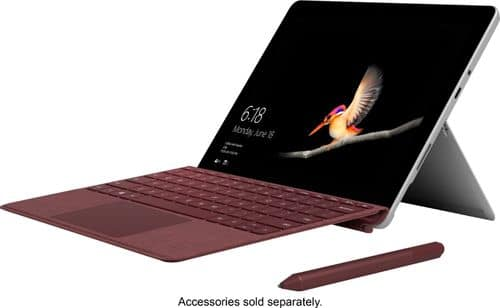 Best Buy Weekly Ad: Microsoft Surface Go with Intel Pentium Processor for $549.00