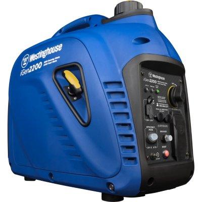 Sam's club Westinghouse iGen 2200 1,800/2,200-Watt Gas-Powered Inverter Generator $299