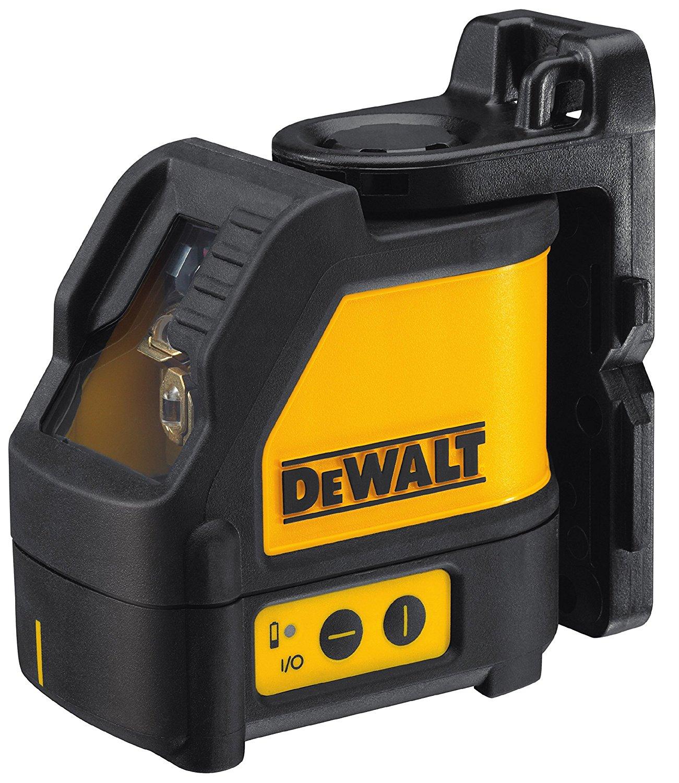 DeWalt DW088K Self Leveling Horizontal/Vertical Cross Line Laser Level- $119 FS @ebay