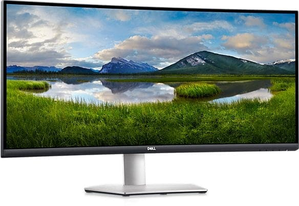 Dell sale: Dell 34 Curved Monitor - S3422DW - $399.99