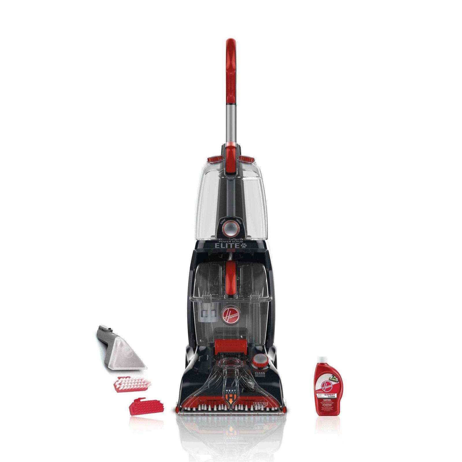 Hoover Power Scrub Elite Pet Carpet Cleaner (Refurbished) FH50251RM $72 after Code