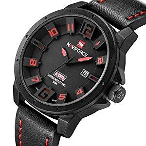 Zeiger Men's Unusual Military Sport Wrist Watch $10 @Amazon