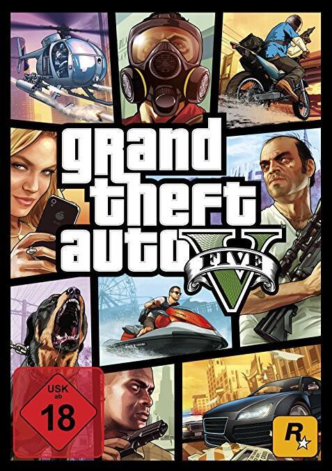 Grand Theft Auto V RockStar PC CD-KEY $21.74 @ Nokeys.com