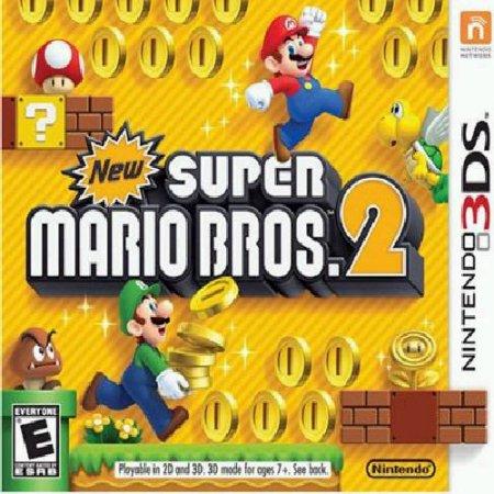 New Super Mario Bros 2 (3ds) $20 -Walmart