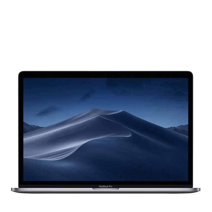 Apple MacBook Pro 15.4 ; with Touch Bar - Intel Core i7 - 16GB Memory - 512GB SSD - Radeon Pro 560X - Space Gray $1999.99