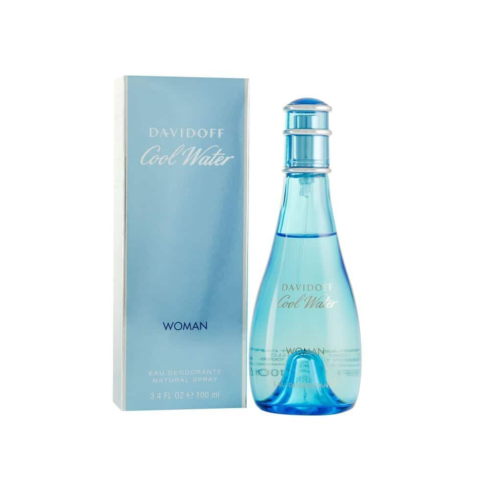 Cool Water By Zino Davidoff For Women. Deodorant Spray 3.4 Oz $11.8@amazon