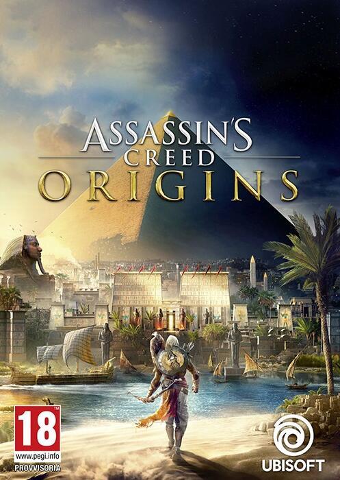 Assassin's Creed Origins Uplay CD Key EU $49.05 @scdkey $49.25