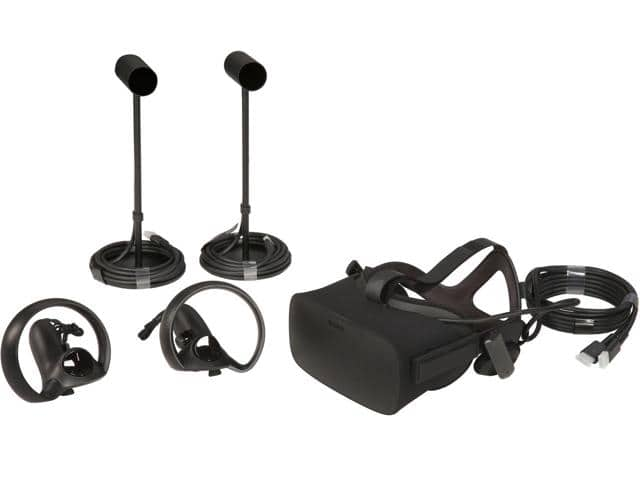 Oculus Rift + Touch Virtual Reality System $349 ( Free Shipping + No Tax In Certain States)