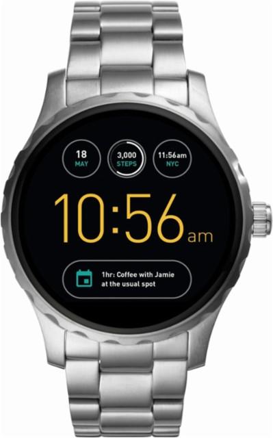 Fossil - Q Marshal Gen 2 Smartwatch $137.50 for BB Elites